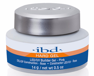 Gel Construction LED/UV Rose IBD 14gr