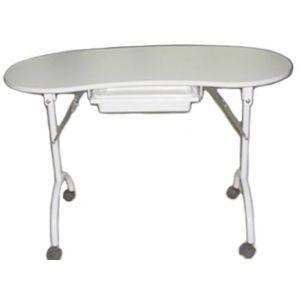 table manucure pliante avec housse de transport. Black Bedroom Furniture Sets. Home Design Ideas