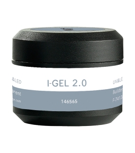 Gel de construction transparent I-Gel 2.0 Peggy Sage 15g