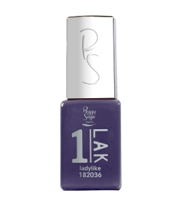 One-LAK 3en1 gel polish ladylike Peggy Sage