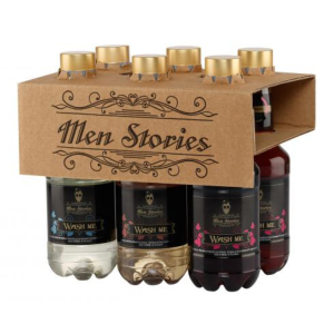 Shampoing Men Stories Pack 6 x 330ml