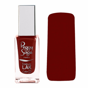 "Vernis ""Juicy Cherry"" Forever Lak Peggy Sage 11ml"
