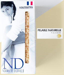 Cire pelable naturelle 800g
