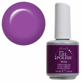 "Vernis semi permanent IBD ""molly"""