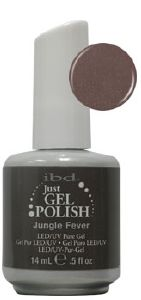 "Vernis semi permanent IBD ""jungle fever"""