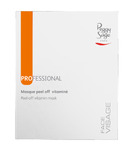 Masque peel-off Vitaminé Peggy Sage 6x30g