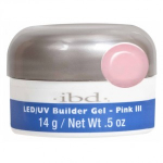 Gel Construction LED/UV Rose III IBD 14gr