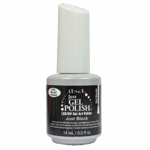 Vernis semi permanent IBD One-Coat Just Black