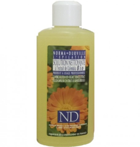 Solution nettoyante (alcool désinfectant) au Calendula Bio 250ml