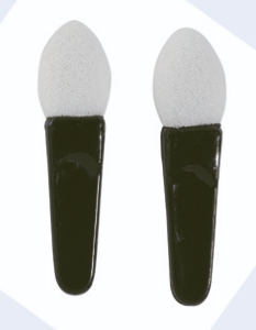 Applicateur mousse 3,5cm x2