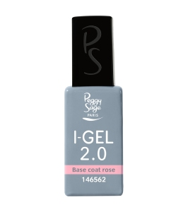 Base Coat I-Gel 2.0  rose Peggy Sage 11ml