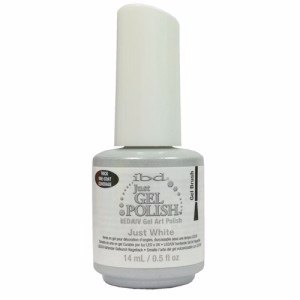 Vernis semi permanent IBD One Coat Just White