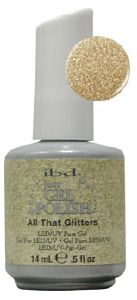 "Vernis semi permanent IBD ""all that glitters"""