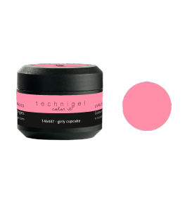 "Gel de couleur ""Girly cupcake"" Peggy Sage 5g"