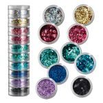 Kit paillettes Glitter mix fiesta Peggy Sage