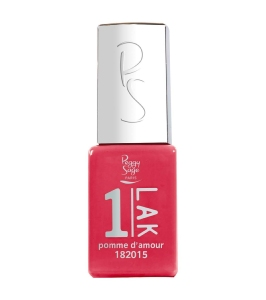 One-LAK 3en1 gel polish pomme d'amour Peggy Sage