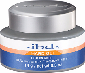 Gel Monophase LED/UV Tranparent  IBD 14gr